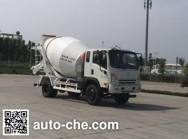 Dayun CGC5110GJBHDE37E concrete mixer truck