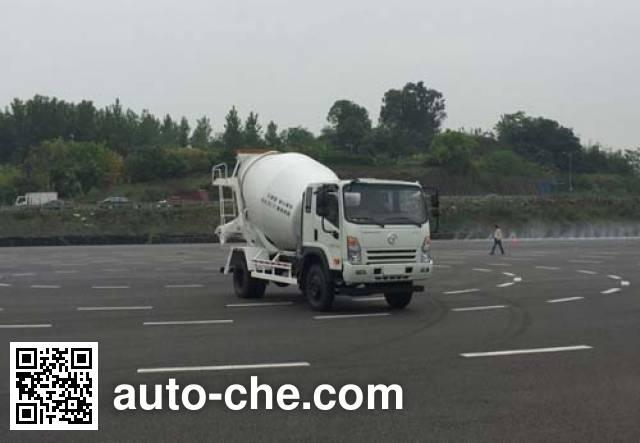Dayun CGC5110GJBHVD37D concrete mixer truck