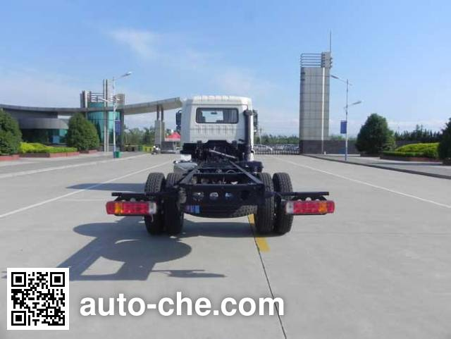 Dayun CGC5160XXYD5BAFB van truck chassis