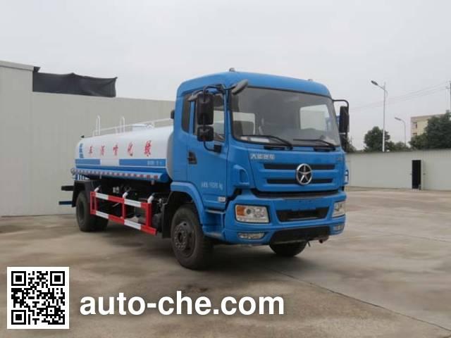 Dayun CGC5161GPS sprinkler / sprayer truck