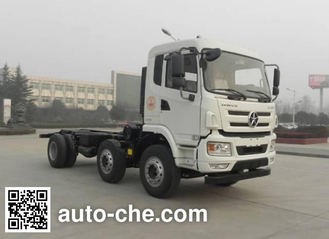 Dayun CGC5250GJBD41BA concrete mixer truck chassis