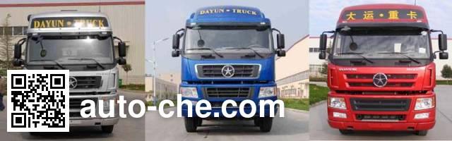 Dayun CGC5310GJBN5XDA concrete mixer truck