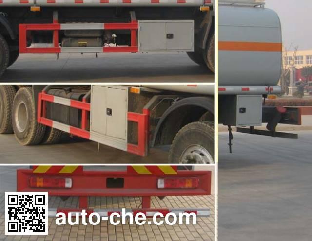 Dayun CGC5310GJYD4RD fuel tank truck