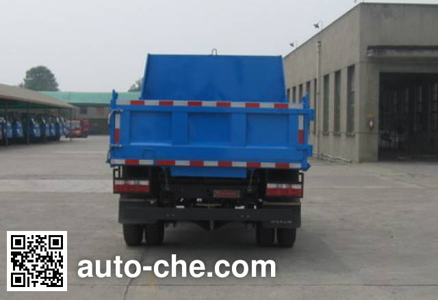 Dayun CGC4015PD2 low-speed dump truck