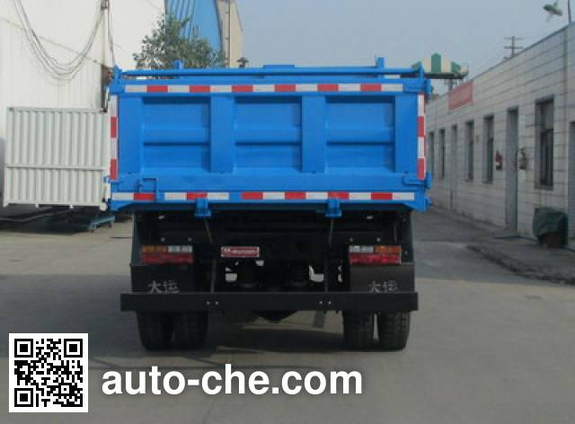 Dayun CGC5815PD5 low-speed dump truck