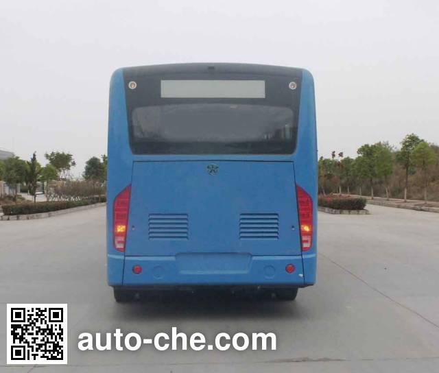 Dayun CGC6106BEV1KACJJAWM electric city bus