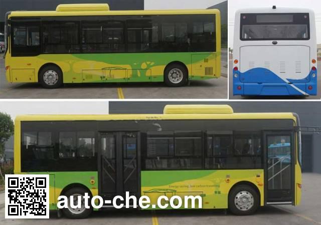 Dayun CGC6806BEV1LAMJEAUM electric city bus