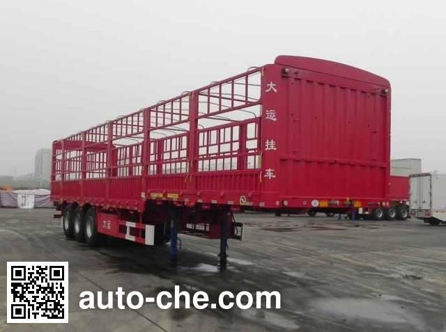 Dayun CGC9371CCY367A stake trailer
