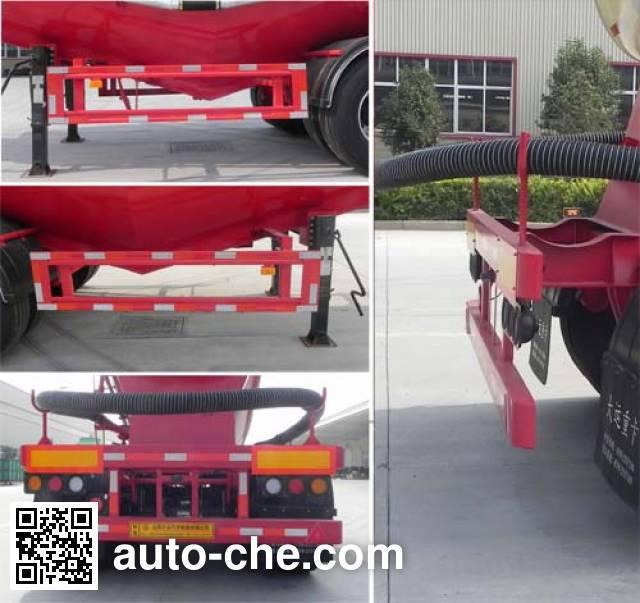 Dayun CGC9400GXH355 ash transport trailer