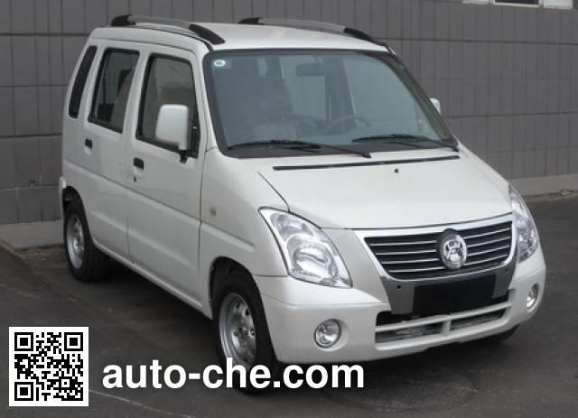 Электрический легковой автомобиль (электромобиль) Beidouxing CH7002BEVB