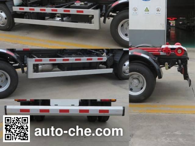 Haide CHD5070ZXXE5 detachable body garbage truck