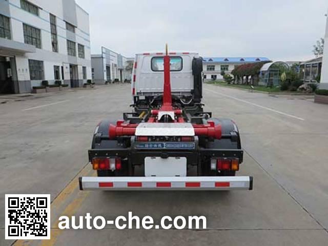 Haide CHD5074ZXXE5 detachable body garbage truck