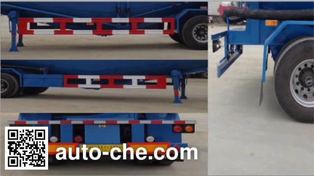 Zhaoxin CHQ9402GFL low-density bulk powder transport trailer