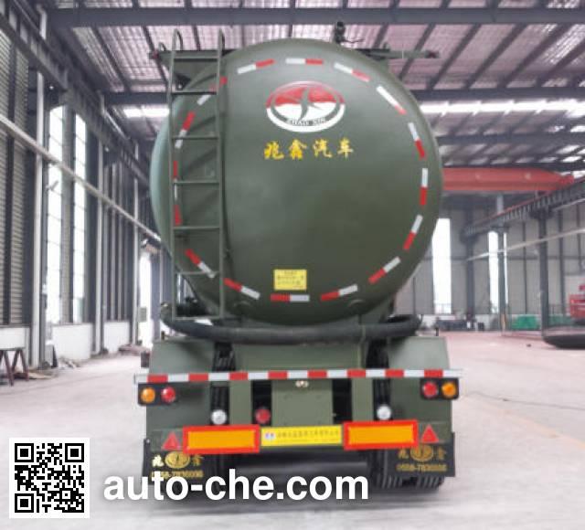 Zhaoxin CHQ9403GFL low-density bulk powder transport trailer