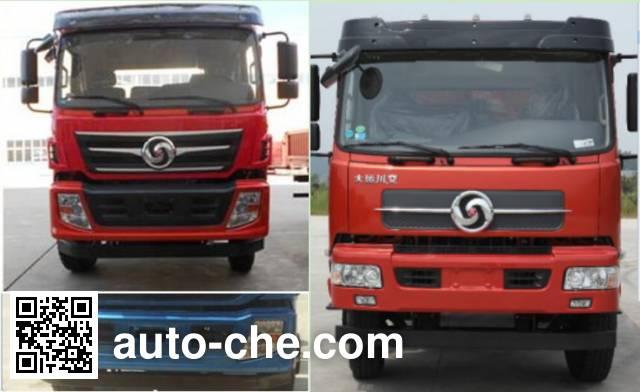 Chuanjiao CJ3040D5AB dump truck