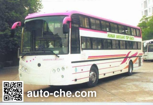 三湘牌CK6124W1卧铺客车