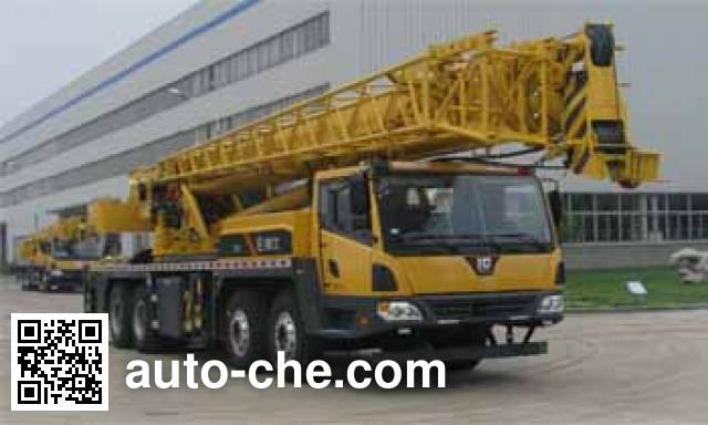Liugong CLG5414JQZ50 автокран