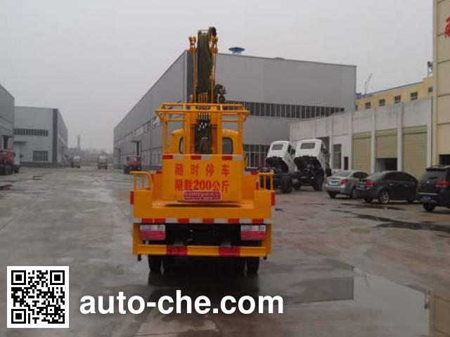 Chufei CLQ5070JGK4 aerial work platform truck
