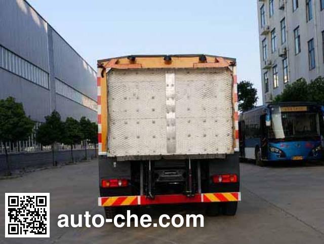 楚飞牌CLQ5160TXB4D沥青路面热再生修补车