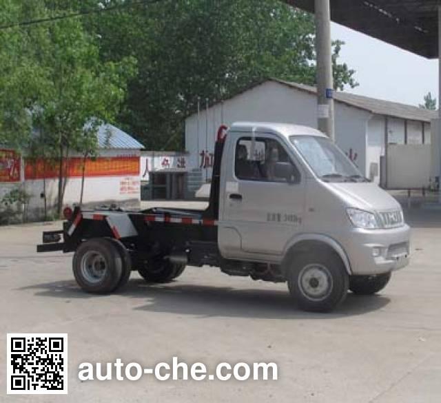 Chengliwei CLW5031ZXXS4 detachable body garbage truck