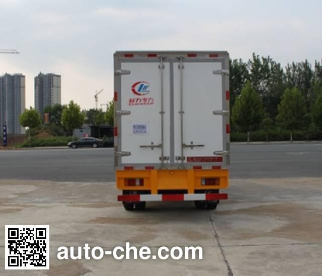程力威牌CLW5043XLCQ5冷藏车