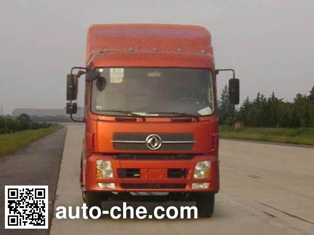 Lingyu CLY5120ZBG tank transport truck