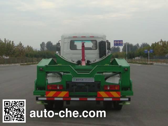 Lingyu CLY5120ZBG5 tank transport truck