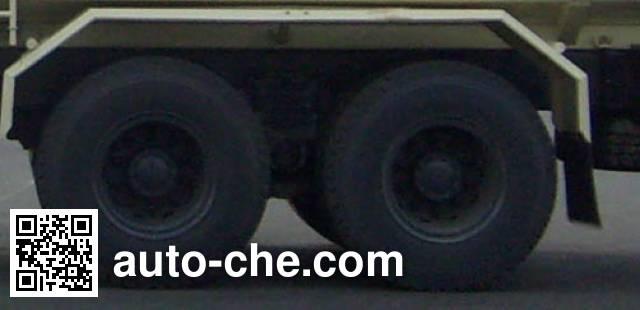 Lingyu CLY5250GXHCA5 pneumatic discharging bulk cement truck