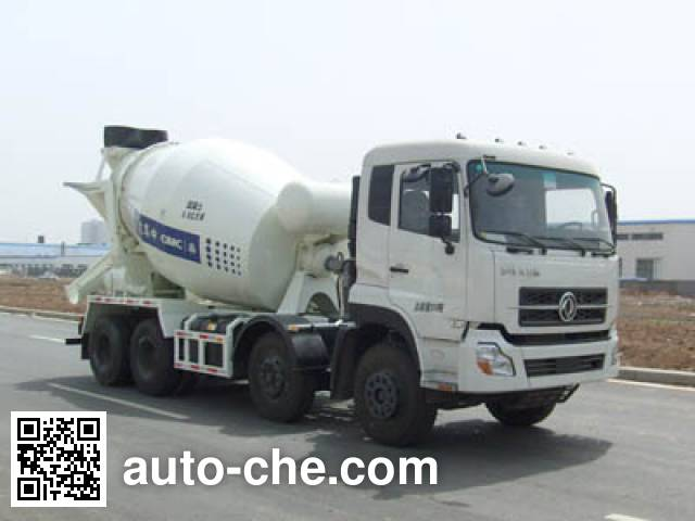 Lingyu CLY5310GJB3 concrete mixer truck