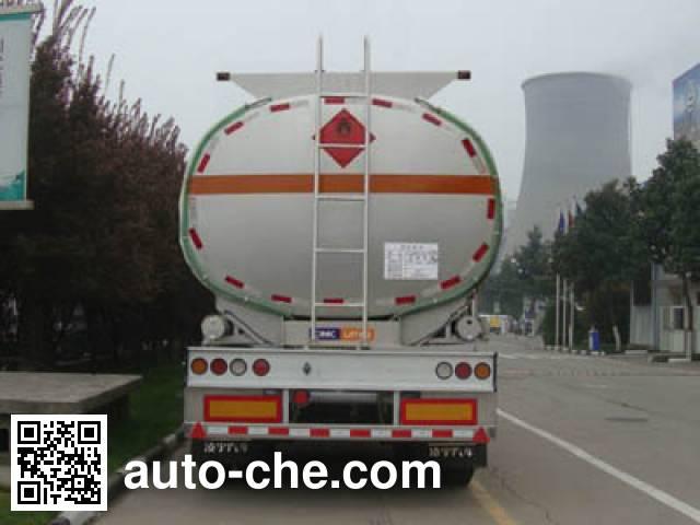 CIMC Lingyu CLY9340GRY flammable liquid tank trailer