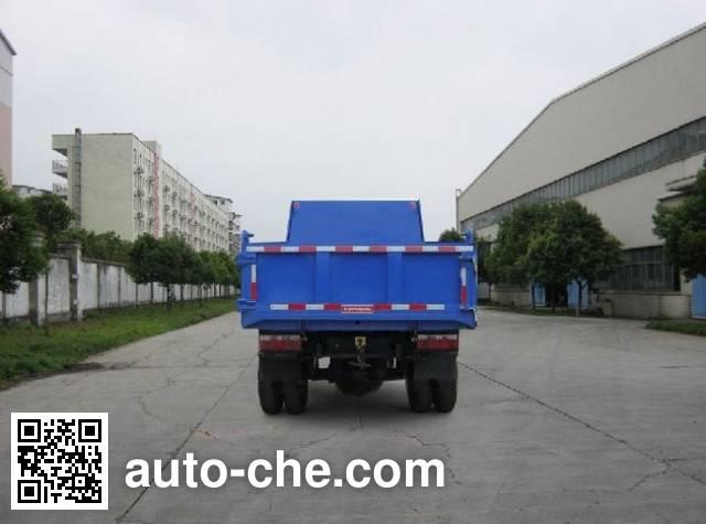 CNJ Nanjun CNJ3030ZFP33M dump truck