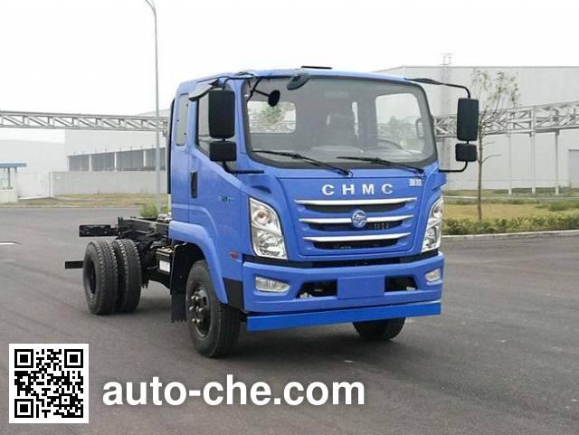 CNJ Nanjun CNJ3100ZPB33M dump truck chassis