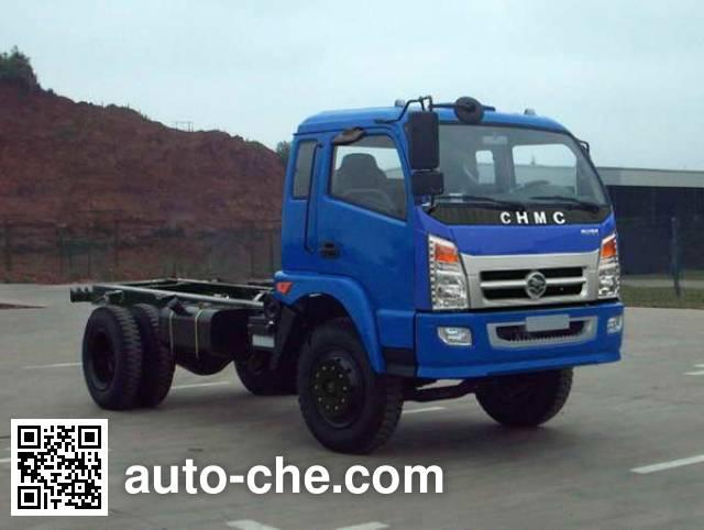 CNJ Nanjun CNJ3140GPA34M dump truck chassis