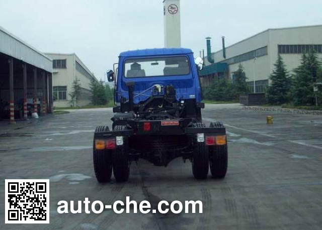 CNJ Nanjun CNJ3160ZQP39M dump truck chassis