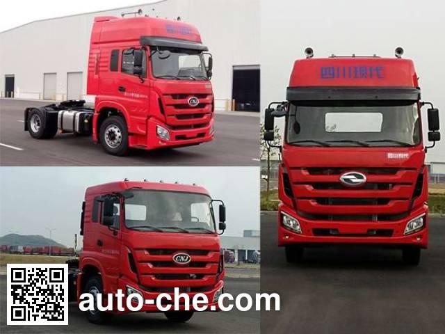 CNJ Nanjun CNJ4180KPG36M tractor unit