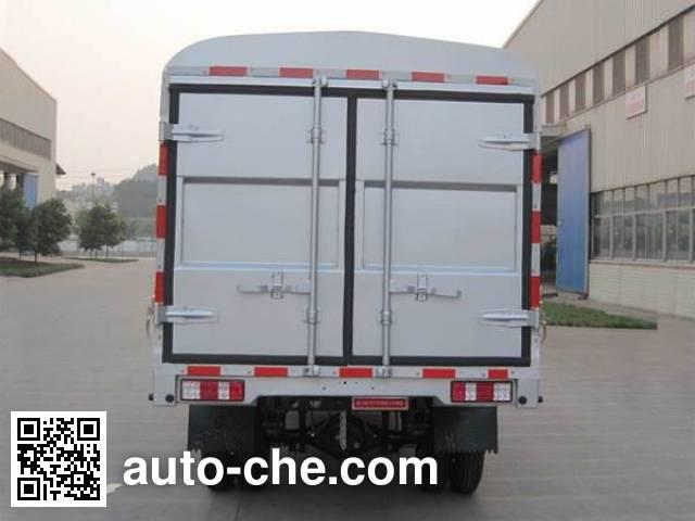 CNJ Nanjun CNJ5030CCYRS33MC stake truck