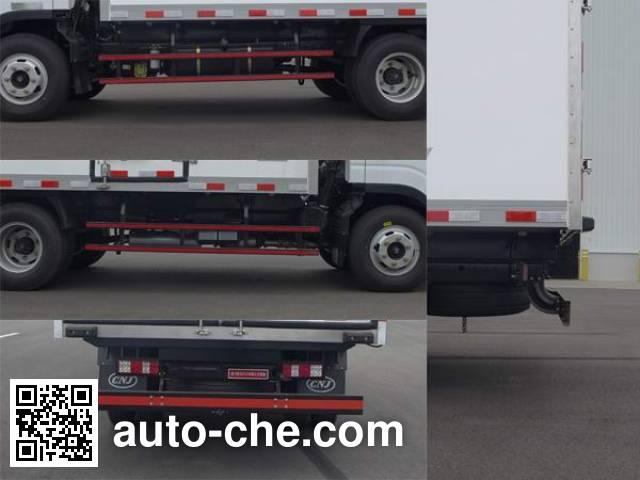 CNJ Nanjun CNJ5040XLCZDB33M refrigerated truck