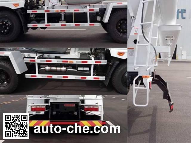 CNJ Nanjun CNJ5160GJBFPB37M concrete mixer truck