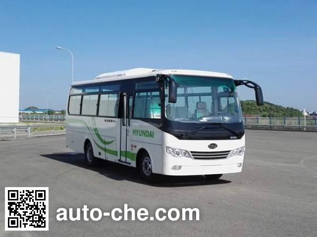 CNJ Nanjun CNJ6750LQDV bus