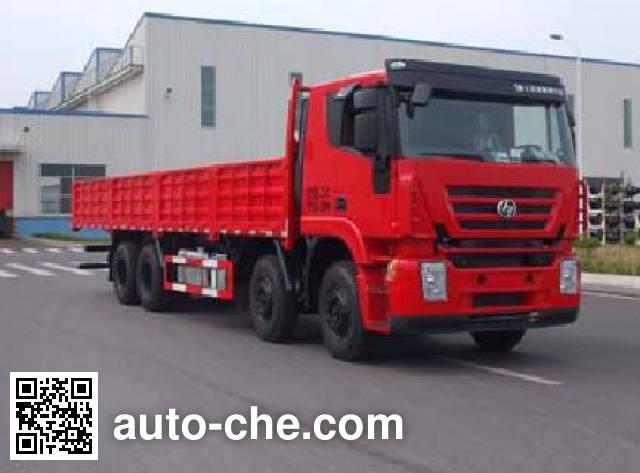 SAIC Hongyan CQ1315HMG466V cargo truck