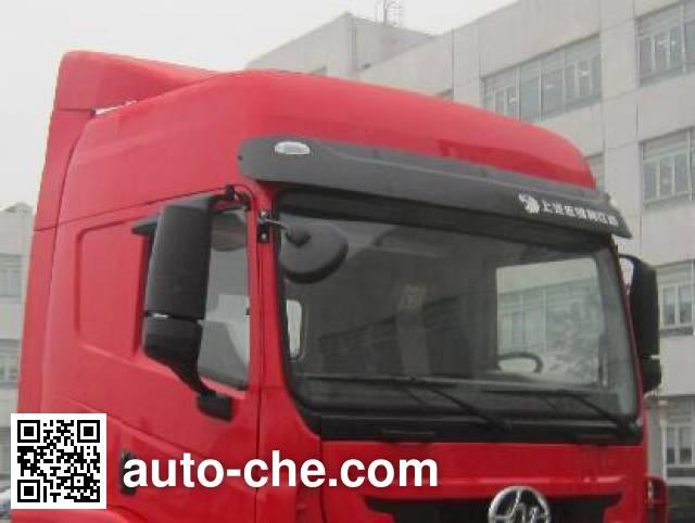 SAIC Hongyan CQ4186ZTVG361 tractor unit