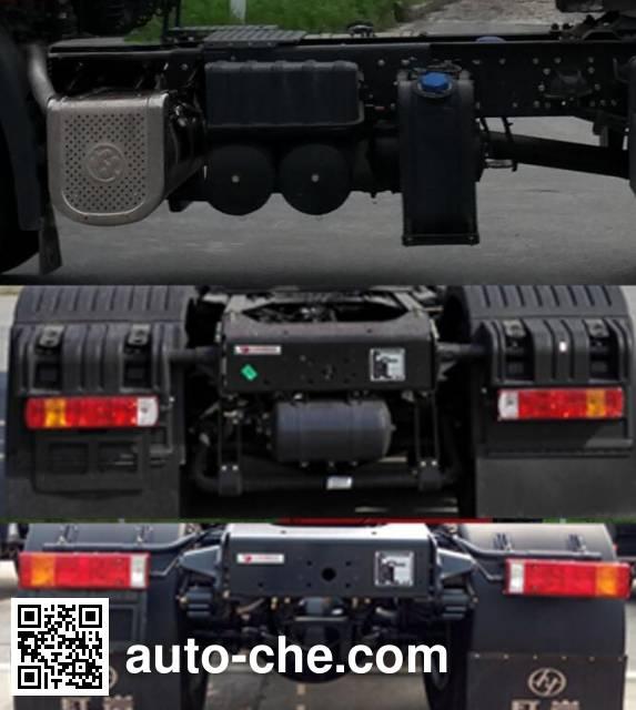 SAIC Hongyan CQ4186HMDG361A tractor unit
