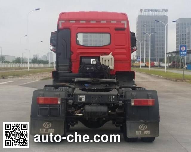 SAIC Hongyan CQ4256ZMVG334 tractor unit