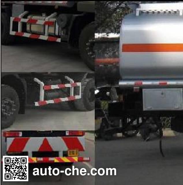 SAIC Hongyan CQ5255GJYHMG444 fuel tank truck