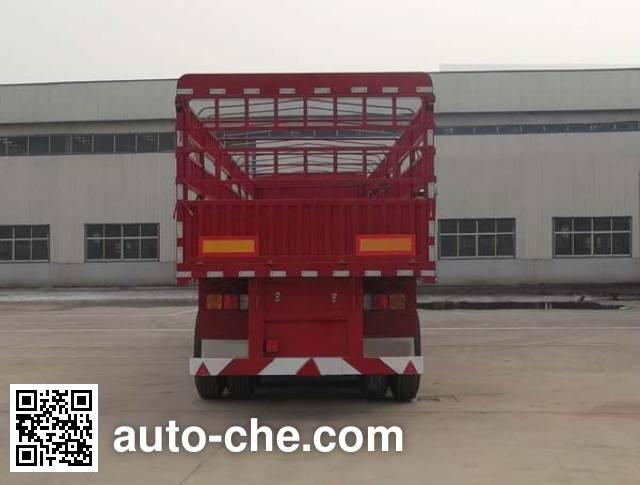SAIC Hongyan CQZ9400CCY stake trailer