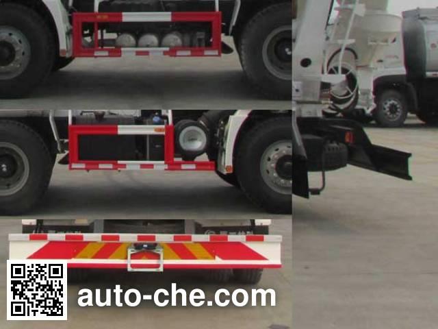 Chusheng CSC5250GJBS5 concrete mixer truck