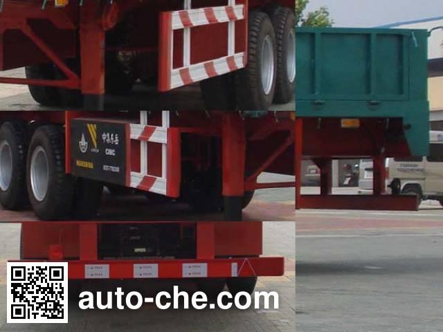 CIMC Liangshan Dongyue CSQ9401 trailer