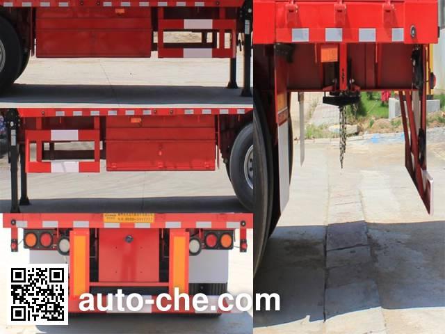 Wanqi Auto CTD9401 trailer