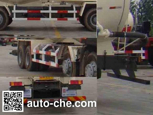 通亚达牌CTY5310GFLZ1低密度粉粒物料运输车
