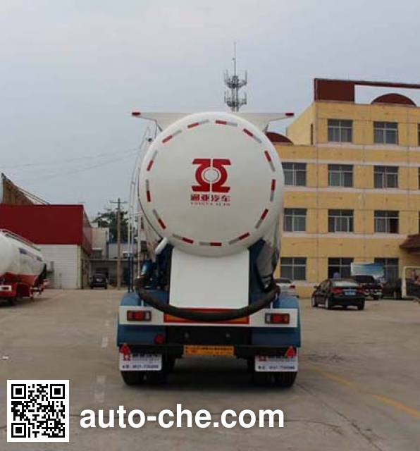 Tongya CTY9350GSJ dry mortar transport trailer